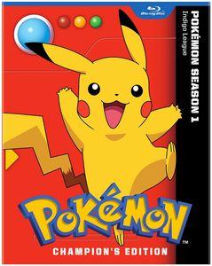 Pokemon: Indigo League: Season 1