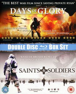 Saints & Soldiers & Days of Glory [Import]