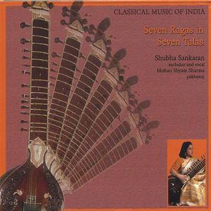 Seven Ragas in Seven Talas