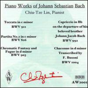 Piano Works of Johann Sebastian Bach