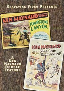 Ken Maynard Double Feature #1: Tombstone Canyon /  Phantom Thunderbolt