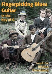 Fingerpicking Blues Guitar in the Key of G [Import]