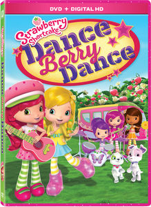 Strawberry Shortcake Dance Berry Dance
