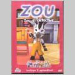 Zou El Detectice-5 Episodios [Import]