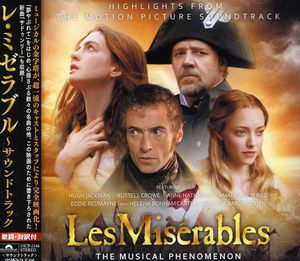 Les Miserables (Original Soundtrack) [Import]
