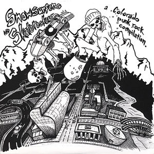 Snowsurfers & Skaterockers /  Various