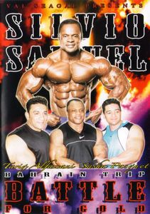 Bodybuilding Battle for the Gold