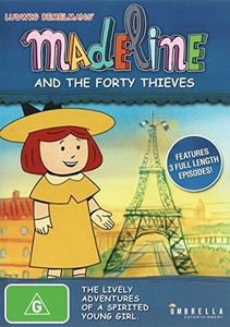 Madeline & the Forty Thieves [Import]