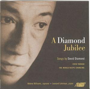 Diamond Jubilee: Songs By David Diamond