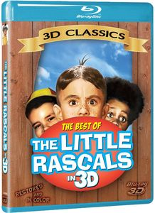 The Best of the Little Rascals in 3D