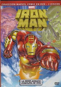 Iron Man (Serie Animada) [Import]