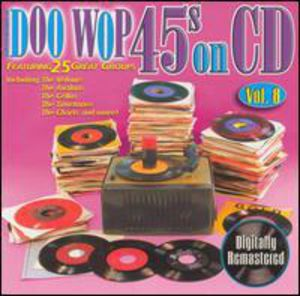 Doo Wop 45's on CD 8 /  Various
