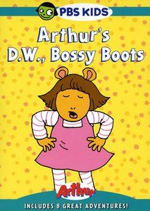 Arthur's D.W., Bossy Boots