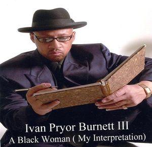 Black Woman My Interpretation