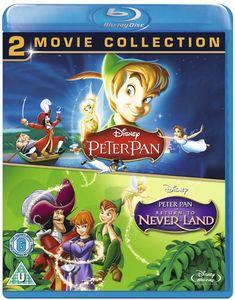 Peter Pan 1 & 2 [Import]