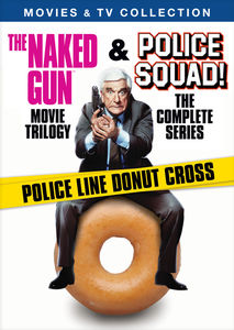 Police Squad TV And Movie Collection , Leslie Nielsen