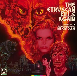The Etruscan Kills Again (aka The Dead Are Alive) (Original Motion Picture Soundtrack)