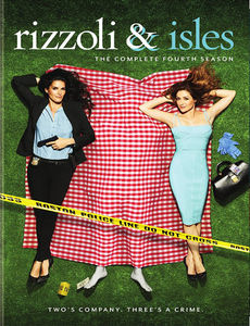Rizzoli & Isles: The Complete Fourth Season
