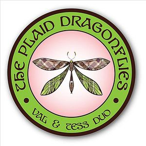 Plaid Dragonflies