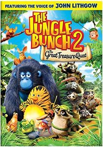Jungle Bunch 2: The Great Treasure Quest