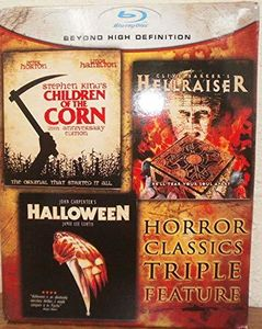 Bd - Horror 3 Pack