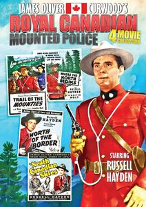 Royal Canadian Mounted Police: 4 Movie Collection