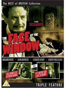 Face at the Window/ The Crimes of Stephen Hawke/ It' [Import]