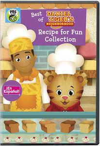 Daniel Tiger's Neighborhood: Best of Daniel Tiger's Neighborhood - Recipe for Fun Collection