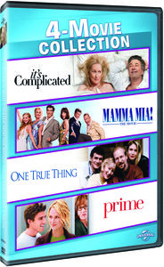 4-Movie Collection: It's Complicated /  Mamma Mia!: The Movie /  One True Thing /  Prime