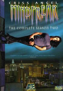 Criss Angel: Mindfreak - The Complete Season Two