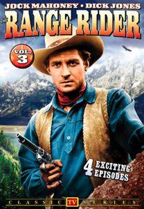 The Range Rider: Volume 3