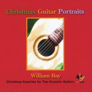 Christmas Guitar Portraits