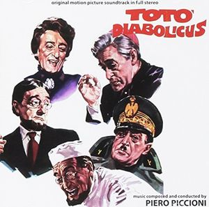 Toto Diabolicus /  Toto Contro I 4 /  Toto Contro Maciste (OriginalSoundtrack) [Import]