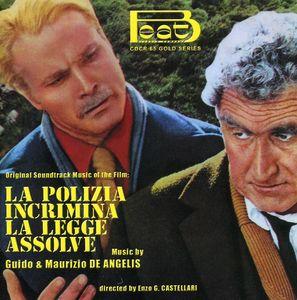 La Polizia Incrimina la Legge Assolve (High Crime) (Original Soundtrack Music of the Film) [Import]