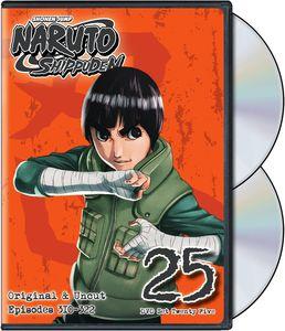 Naruto Shippuden Uncut Set 25