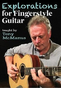 Explorations for Finger Style Guitar Taught By [Import]