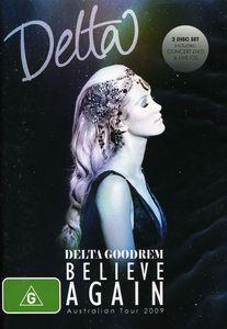 Believe Again Live Tour (CD+DVD) [Import]