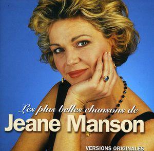 Les Plus Belles Chansons de Jeane Manson [Import]