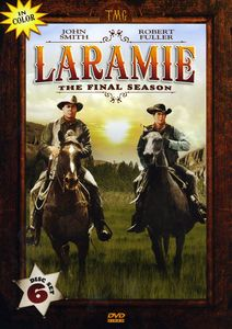 Laramie: The Fourth Season (The Final Season)