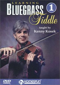 Learning Bluegrass Fiddle: Volume 1