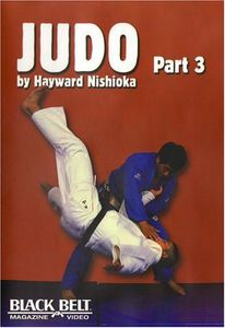 Judo: Volume 3: With Hayward Nishkioka