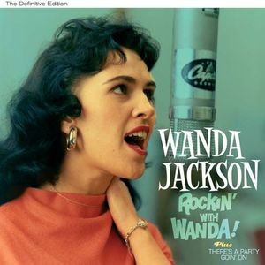Rockin with Wanda /  There's a Party Goin on [Import]