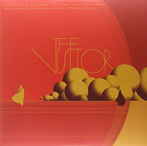 The Visitor (Original Motion Picture Soundtrack)