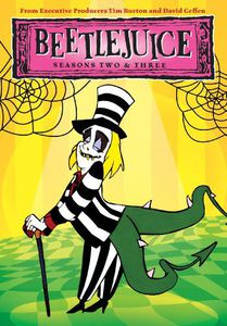 Beetlejuice: Seasons Two & Three