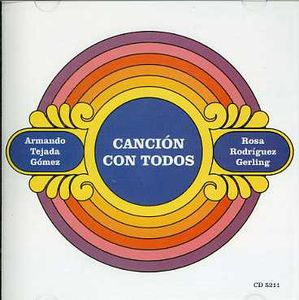 Cancion Con Todos [Import]