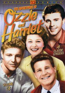 The Adventures of Ozzie & Harriet: Volume 3