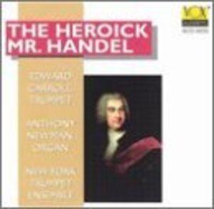 Heroick Mr Handel /  Carrol