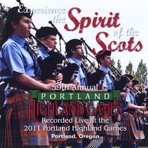 59th Annual Portland Highland Games: 2011 Pipe Ban