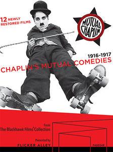 Chaplin's Mutual Comedies 1916-1917