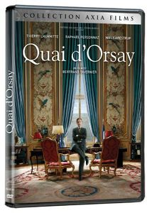 Quai D'Orsay (The French Minister) [Import]